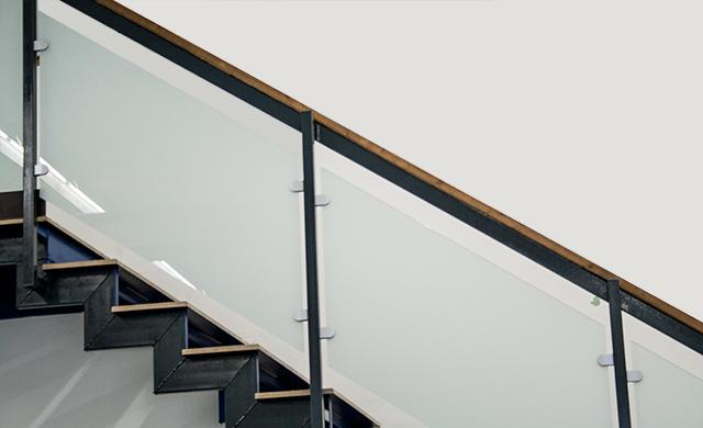 Treppen Mit Glasgeländer glasgeländer für innen uns außen schober glas